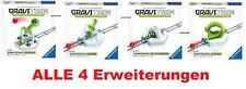 RAVENSBURGER  GraviTrax®  ALLE 4 ERWEITERUNGEN - KUGELBAHNSYSTEM  - TOP PREIS
