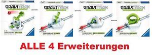 Ravensburger Gravitrax Tous 4 Extensions - Système de roulement à billes