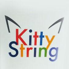 Kitty String Nylon Yo-Yo String 10 pk - White