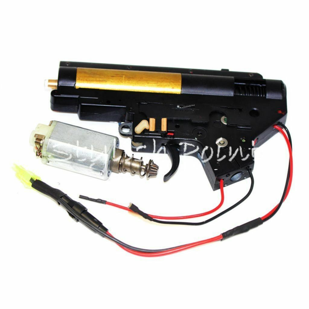 Airsoft CYMA V2 Gearbox Version 2 with Motor Rear Line for M4 M16 M-Series