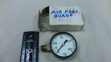 Vintage New Ashcroft Pressure Guage 2 In The Box 2 1000e