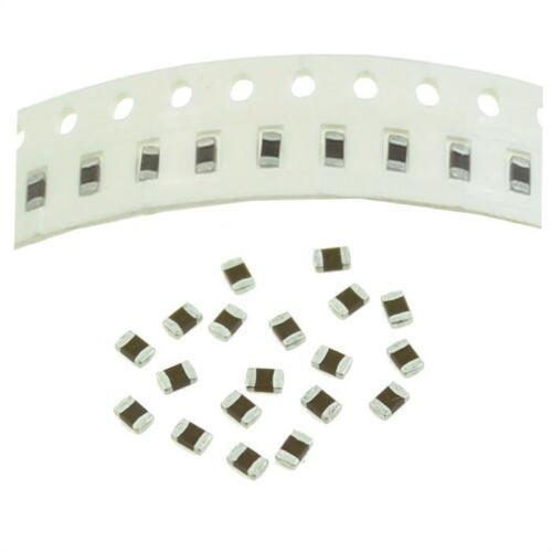 Smd Condensateur 2,2nf 50v; c0g; 0805 ; c2012c0g1h222jt0h0n; 2200pf 500x