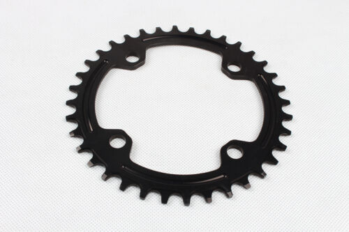 MTB Single Narrow Wide Oval Chainring Chain Ring BCD 96//104mm 32 34 36 38 40 42T