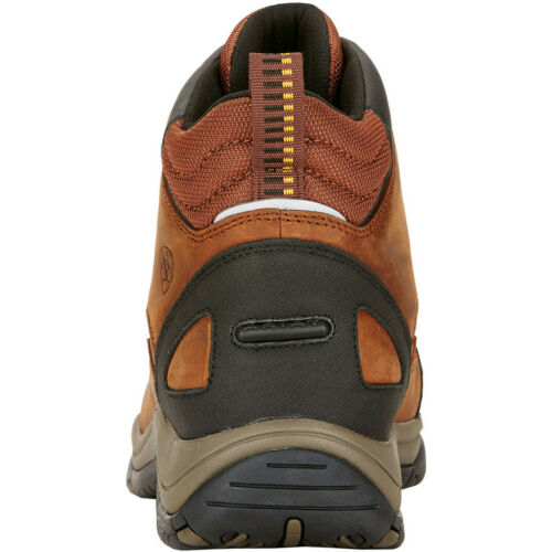 Ariat Mens Telluride Ii H20 Boots Short Riding Copper All Sizes