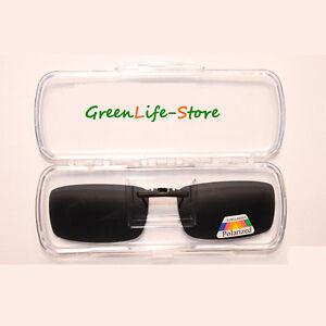 Clip-On-Specs-Car-Driving-Polarized-Polarised-Sunglasses-100-UVA-UVB-BLACK