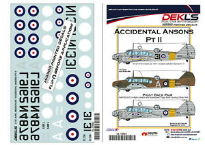 1-72-Decal-039-Accidental-Ansons-039-Part-2