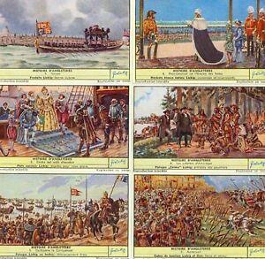 LIEBIG : S_1631 : 'Histoire de l'Angleterre