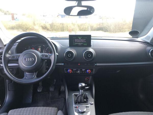 Audi A3 1,6 TDi Ambition Sportback billede 8