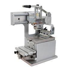 Manual Pad Printing Machine Pad Single Color Printer Set Opened Sealed Ink Cup