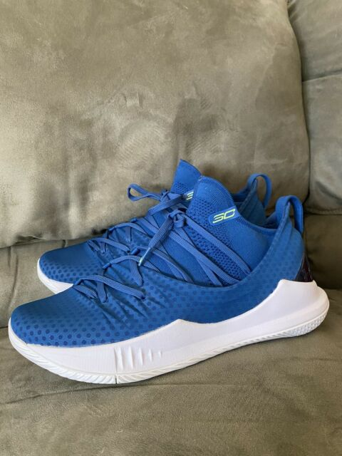 """Under Armour Curry 5 """"championship"""