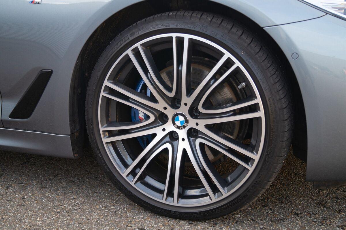 BMW 530i M-Sport aut.