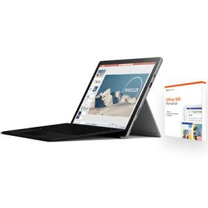 Microsoft Surface Pro 7 12.3  Intel Core i5 8GB RAM 128GB SSD Platinum + Surface