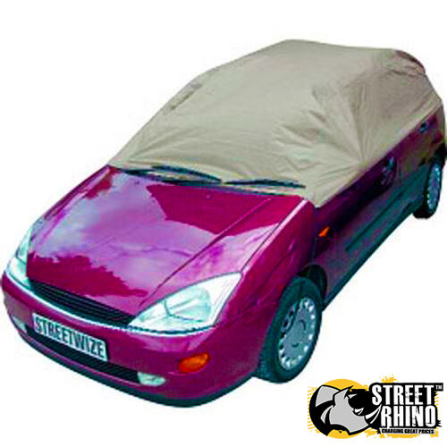 Renault Scenic Universal Water Resistant Small Car Top Cover