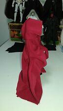 "Star Wars Custom Robe w Hood Emperor Darth 6 "" figure black series NO FIGURE Red"