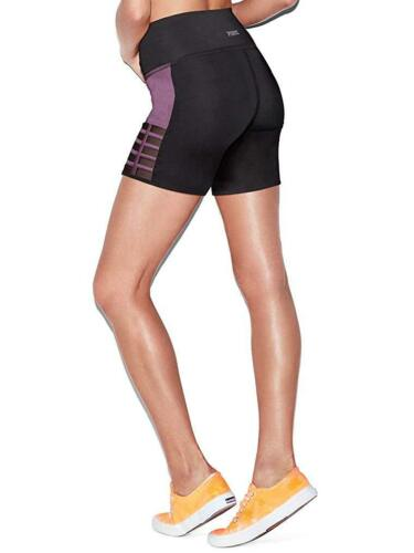 Victoria's Pink Secret 667544974961 Shortie mauve Ultimate High Black Waist Pure Color New TxTf1w4