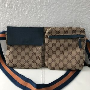 2376f5359cb3 Gucci Leather Belt Bag Ebay   Stanford Center for Opportunity Policy ...