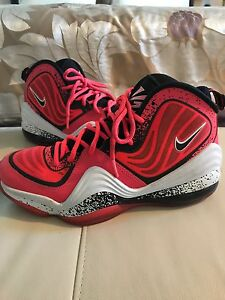 3b45593345 Nike Air Penny V Lil Penny 5 Limited Edition Atomic Red 628570 601 ...