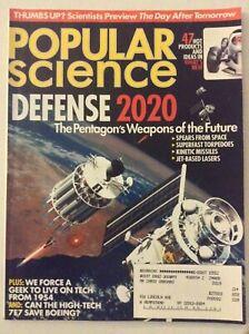 Popular Science Magazine Pentagons Weapons Future June 2004 060119nonrh