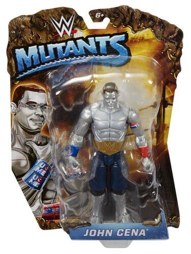 WWE JOHN CENA BELT MUTANTS MUTANT BASIC SERIES WRESTLING MATTEL ACTION FIGURE 68
