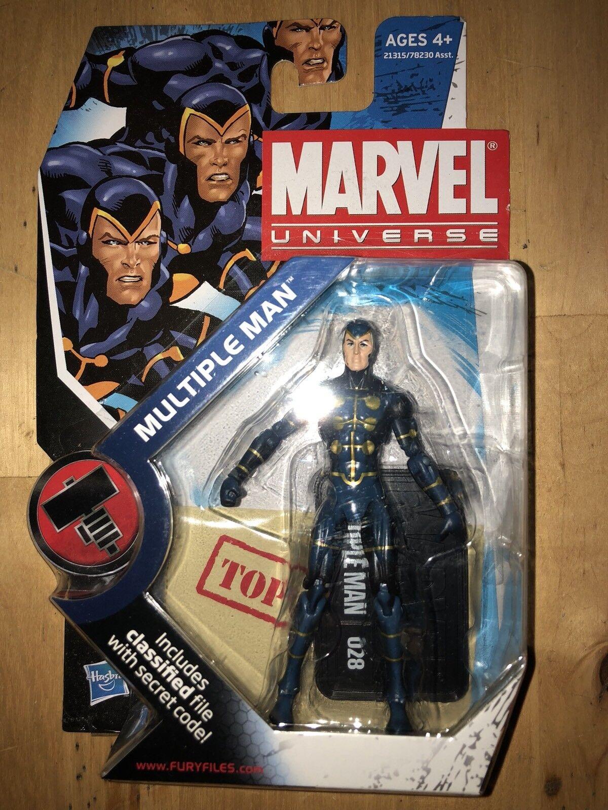 Marvel Universe MULTIPLE MAN AF MU 31