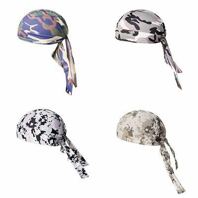 Cycling Cap Head Scarf Quick Dry Outdoor Sport Running Bandana Hat Headband