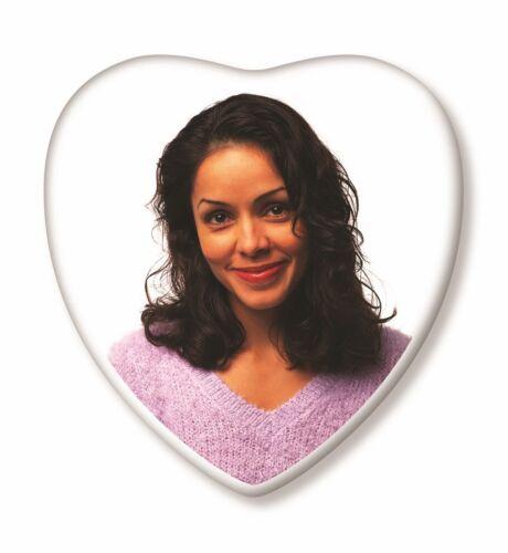Heart Photo Plaque 10cm//10cm