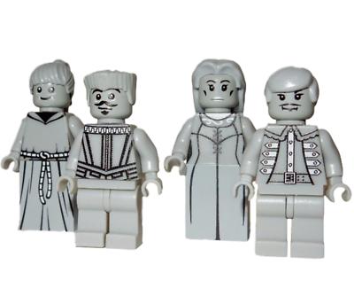 x2 **NEW** Custom Printed UNDERTALE Block Minifigure Lot PAPYRUS /& SANS