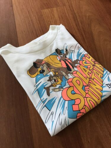 True Vintage Disney Splash Mountain T-shirt Size M
