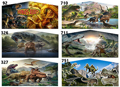 1 Modular Bounce House Art Panel DINOSAURS 13x13/15x15 ...