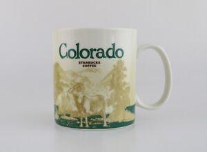 Series Denver Cup Oz 2012 Details Barista Coffee 16 About Tea Starbucks Collector Colorado Mug IE2DWH9Y