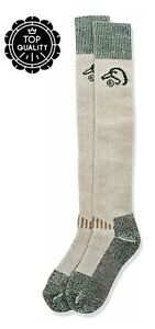 Ducks Unlimited Merino Wool Wader Tall Extra Long Heavyweight Warm Socks 1 Pair