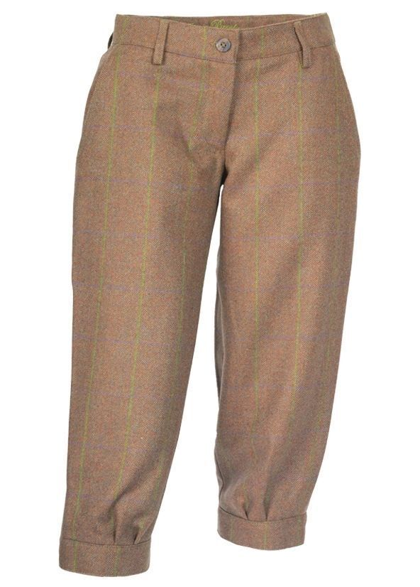 Laksen Ladies Tyne Tweed Shooting Breeks Size 14