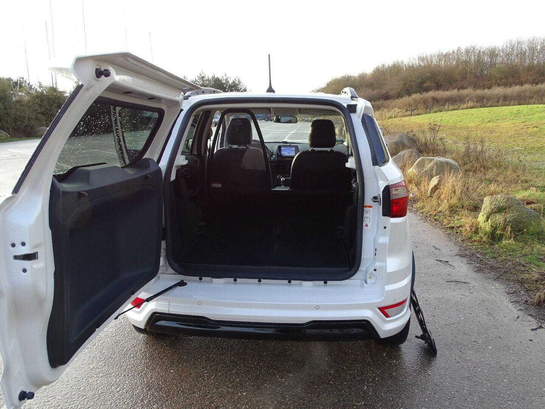 Ford EcoSport 1,0 SCTi 140 ST-Line Van - billede 7