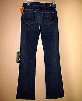 $ 165 Seven 7 Per Tutti Originale Bootcut Gommose Jeans Medio Vint Campione 24 Essere Altamente Elogiati E Apprezzati Dal Pubblico Che Consuma