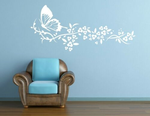 NEW LARGE BUTTERFLY wall stickers Decal Removable Art Vinyl Decor Home Mural DIY
