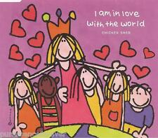CHICKEN SHED - I Am In Love With The World (UK 3 Tk CD Single)