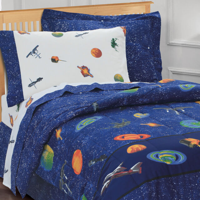 My Room Extreme Skateboarding Boys Comforter Set With 180Tc Sheets Gray Twin
