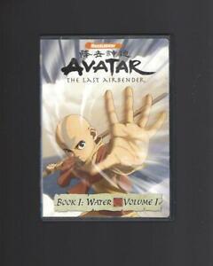 Avatar Last Airbender Book 1 2 3