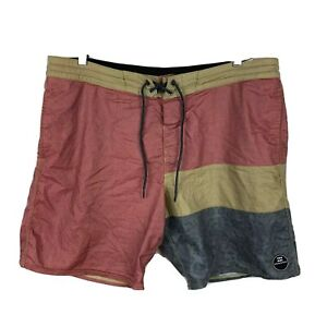 Billabong-Mens-Swim-Shorts-Size-38-Boardshorts-Good-Condition