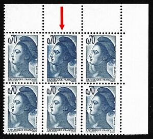 Timbres-France-Neufs-1982-Variete-N-2240a-Double-Frappe-Marianne-Liberte