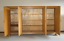 Living-room-cupboard-B-245-cm-Rustic-almost-top-condition-Oak-highboard-Sideboard thumbnail 2
