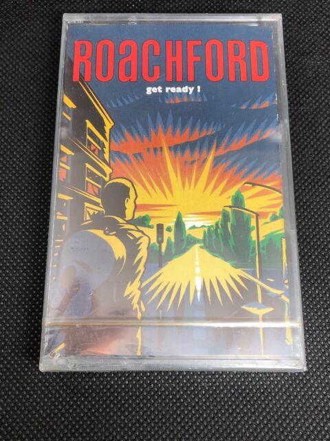 ROACHFORD Get ready! mc cassette k7 SIGILLATA SEALED!!!
