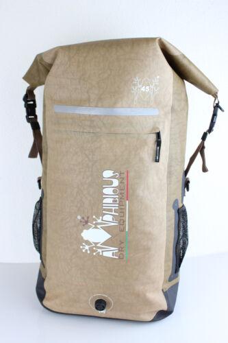 Outdoor sac à dos Overland Light EVO 45l de Amphibious Dry Equipment
