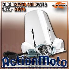 PARAVENTO PARABREZZA KAPPA PIAGGIO LIBERTY 50 125 150 200 2013 107A-A107A