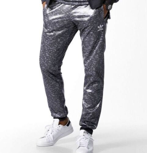 Slim S Superstar Adidas m wetlook Trackpants l Shiny bnwt xl Originals Fit w6qEWHFq