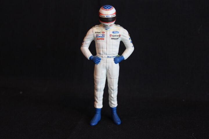 Minichamps Figurine Rubens Barrichello (BRA) (BRA) (BRA) 1 18  Stewart Ford  (AK) 3e3dfc