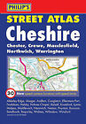 Philip's Street Atlas Cheshire by Octopus Publishing Group (Paperback, 2007)
