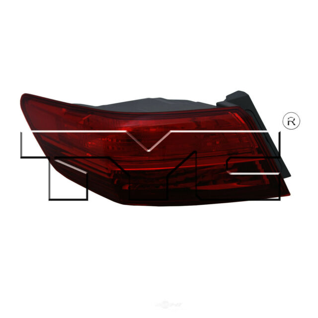 Tail Light Assembly TYC 11-6482-00 Fits 2013 Acura ILX