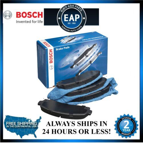 For Elantra Sonata Tiburon Optima Soul Bosch Blue Ceramic FT Disc Brake Pad NEW