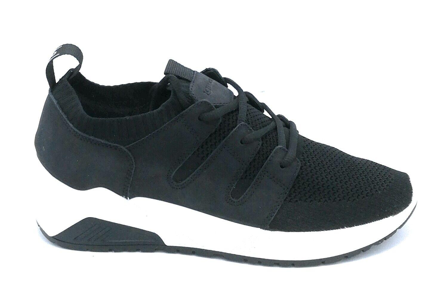profitto zero Igi e Co 3129300 scarpe da ginnastica ginnastica ginnastica lacci tessuto elasticizzato -nabuk nero  design unico